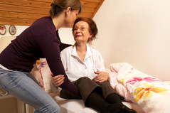 Pflegekurs, Angehörige, Schulung, Neuruppin, Demenz